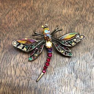 Dragonfly Pin Brooch by Chico's